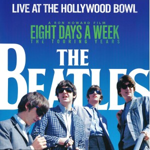 The Beatles - Live At The Hollywood Bowl винил lp