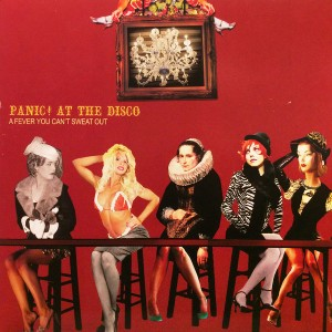 Panic! At The Disco - A Fever You Can't Sweat Out винил lp