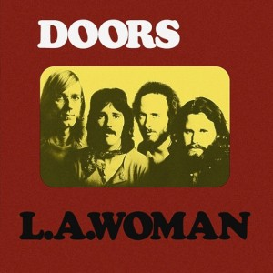 The Doors - L.A. Woman (Stereo, Remastered) винил lp