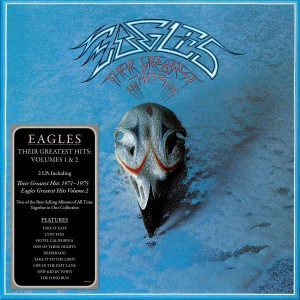 Eagles - Their Greatest Hits, Volumes 1 & 2 (2Lp) винил lp