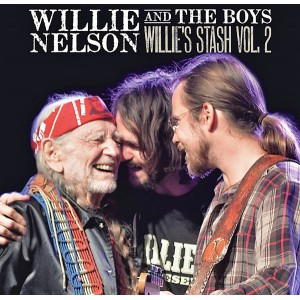 Willie Nelson And The Boys - Willie's Stash Vol. 2 винил lp