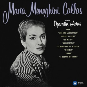 Maria Callas - Lyric And Coloratura Arias  винил lp