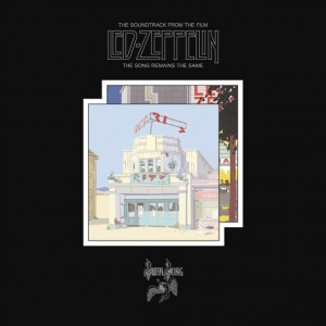Led Zeppelin - The Song Remains The Same (Super Deluxe Edition, 4Lp+2Cd+3Dvd) винил lp