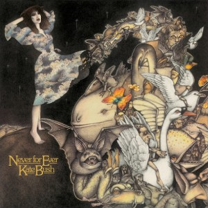 Kate Bush - Never For Ever винил lp