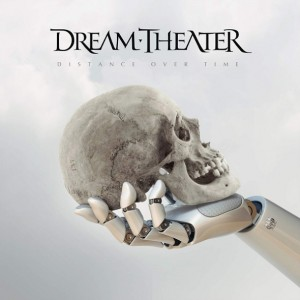 Dream Theater - Distance Over Time (2Lp+Cd) винил lp