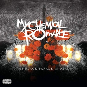 My Chemical Romance - The Black Parade Is Dead! (2Lp) винил lp