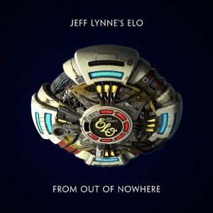 Jeff Lynne's ELO - From Out Of Nowhere (Deluxe Edition, Coloured Vinyl) винил lp