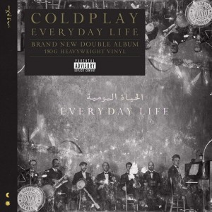 Coldplay - Everyday Life (2Lp) винил lp