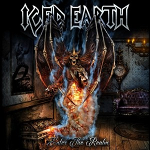 "Iced Earth - Enter The Realm (12"" Vinyl Ep) винил lp"