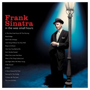Frank Sinatra - In The Wee Small Hours винил lp