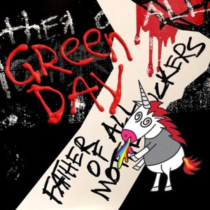 Green Day - Father Of All… винил lp