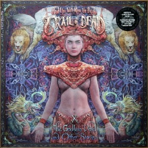 …And You Will Know Us By The Trail Of Dead - X: The Godless Void and Other Stories (Lp+Cd) винил lp
