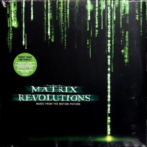 The Matrix Revolutions (Coloured Vinyl, 2Lp) винил lp