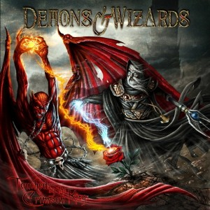Demons & Wizards - Touched By The Crimson King (2Lp) винил lp