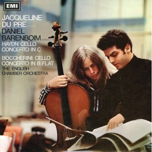 Jacqueline Du Pre, The English Chamber Orchestra, Daniel Barenboim - Haydn: Cello Concerto, Boccherini: Cello Concerto винил lp