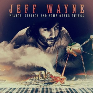 """Jeff Wayne - Pianos, Strings And Some Other Things (12"""" Vinyl Ep) винил lp"""