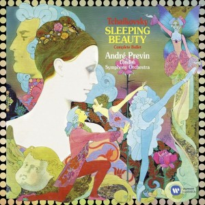 Andre Previn, London Symphony Orchestra - Tchaikovsky: The Sleeping Beauty (3Lp) винил lp