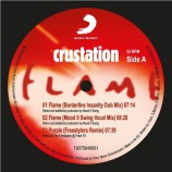 "Crustation - Flame (12"" Vinyl Single)"