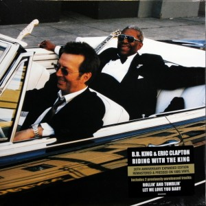 Eric Clapton, B.B. King - Riding With The King (20th Anniversary Edition, Coloured Vinyl, 2Lp) винил lp
