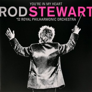 Rod Stewart With The Royal Philharmonic Orchestra - You're In My Heart (Limited Edition, Coloured Vinyl, 2Lp) винил lp