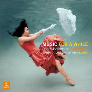 Christina Pluhar, L'arpeggiata - Music For A While Improvisations On Purcel (2Lp) винил lp