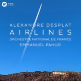 Emmanuel Pahud, Orchestre National De France, Alexandre Desplat - Airlines