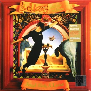 k.d. lang And The Reclines - Angel With A Lariat (Limited Edition, Coloured Vinyl) винил lp