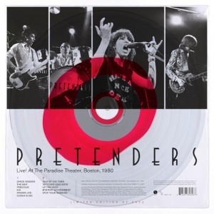 Pretenders - Live! At the Paradise, Boston, 1980 (Limited Edition, Clear Vinyl) винил lp