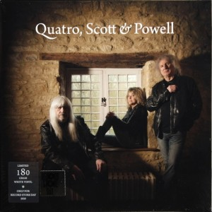 Quatro, Scott & Powell - Quatro, Scott & Powell (Limited Edition, Coloured Vinyl, 2Lp) винил lp