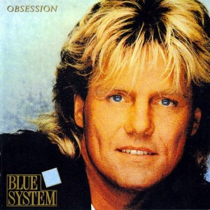 Blue System - Obsession (Limited Edition, Coloured Vinyl) винил lp