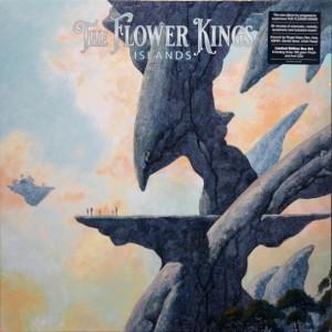 The Flower Kings - Islands (Limited Edition Box Set, 3Lp+2Cd) винил lp