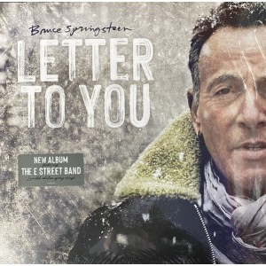 Bruce Springsteen - Letter To You (Limited Edition, Coloured Vinyl, 2Lp) винил lp