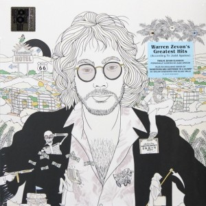Warren Zevon - Warren Zevon's Greatest Hits (According To Judd Apatow) винил lp