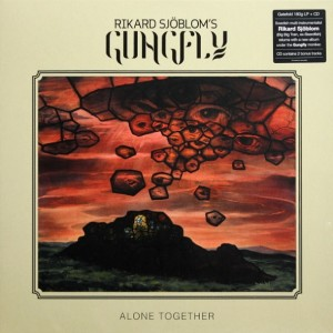 Rikard Sjoblom's Gungfly - Alone Together (Lp+Cd) винил lp