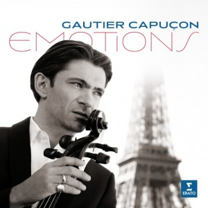 Gautier Capucon - Emotions винил lp