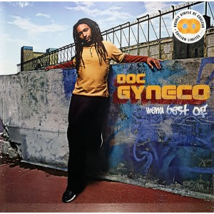 Doc Gyneco ‎- Menu Best Of (Limited Edition, Coloured Vinyl, 2Lp) винил lp
