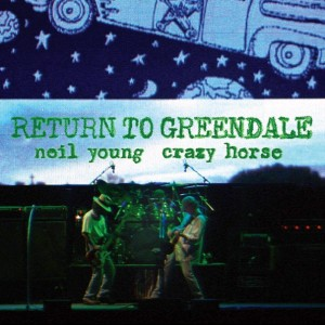 Neil Young, Crazy Horse - Return To Greendale (Limited Edition Box Set, 2Lp+2Cd+Blu-ray+Dvd) винил lp