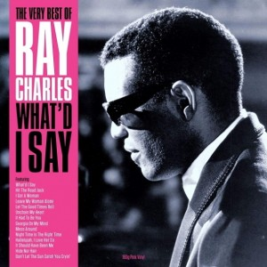 Ray Charles - The Very Best Of Ray Charles What'd I Say (Coloured Vinyl) винил lp