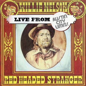 Willie Nelson - Red Headed Stranger Live From Austin City Limits (Limited Edition) винил lp