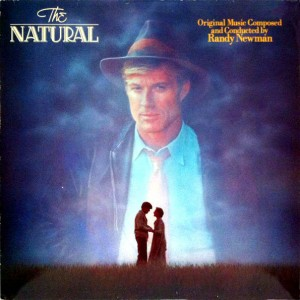 Randy Newman - The Natural (Ost, Limited Edition, Coloured Vinyl) винил lp