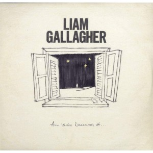 "Liam Gallagher - All You're Dreaming Of…(Limited Edition, Coloured Vinyl, 12"" Vinyl Single) винил lp"