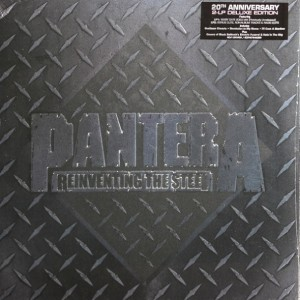 Pantera - Reinventing The Steel (20th Anniversary Edition, Coloured Vinyl, 2Lp) винил lp