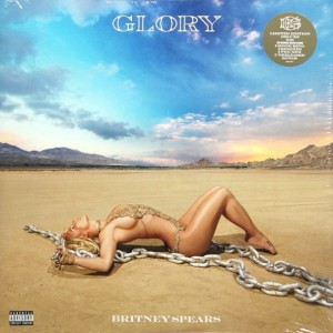 Britney Spears - Glory (Deluxe Edition, Coloured Vinyl, 2Lp) винил lp