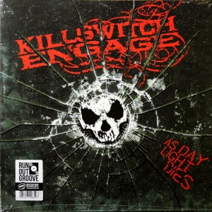 Killswitch Engage - As Daylight Dies (Limited Edition, Coloured Vinyl, 2Lp) винил lp