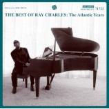 Ray Charles - The Best Of Ray Charles: The Atlantic Years (Limited Edition, Coloured Vinyl, 2Lp)