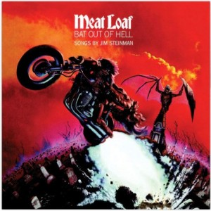 Meat Loaf - Bat Out Of Hell (Clear Vinyl) винил lp