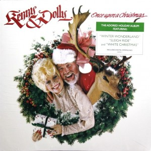 Kenny Rogers, Dolly Parton - Once Upon A Christmas винил lp