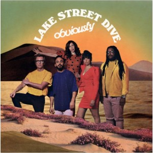 Lake Street Dive - Obviously (Limited Edition, Coloured Vinyl) винил lp