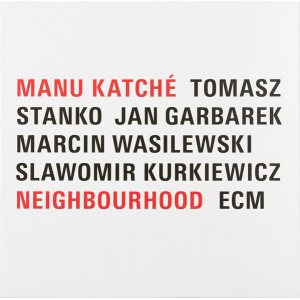 Manu Katche ‎- Neighbourhood винил lp