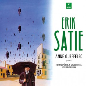 Anne Queffelec - Eric Satie: Piano (2Lp) винил lp